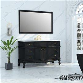 Virta 60 Inch Madera Floor Mount Single Sink Vanity