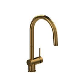 Riobel AZ211 Azure kitchen faucet with spray