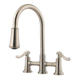Pfister Ashfield 2-Handle Pull-Down Kitchen Faucet