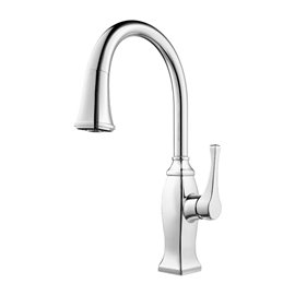 Pfister Briarsfield 1-Handle Pull-Down Kitchen Faucet
