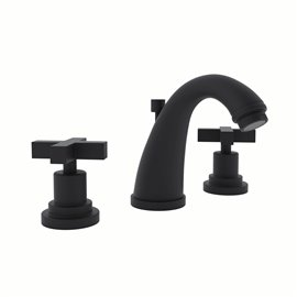 ROHL Lombardia® C-Spout Widespread Lavatory Faucet