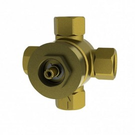 TOTO TSMXW VALVE DIVERTER 3WAY WO OFF