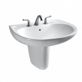 TOTO LHT241.8 SUPREME 8 CENTER LAV SHRD