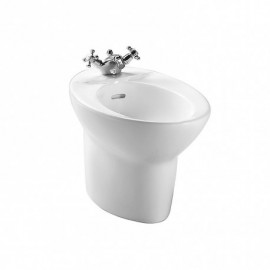 TOTO BT784B CLAYTON VERTICAL SPRAY BIDET