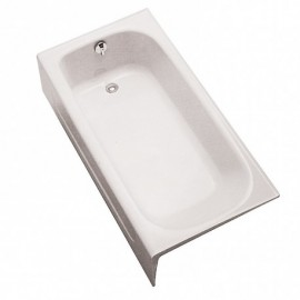 TOTO FBY1500P DROP IN CAST IRON BATHTUB