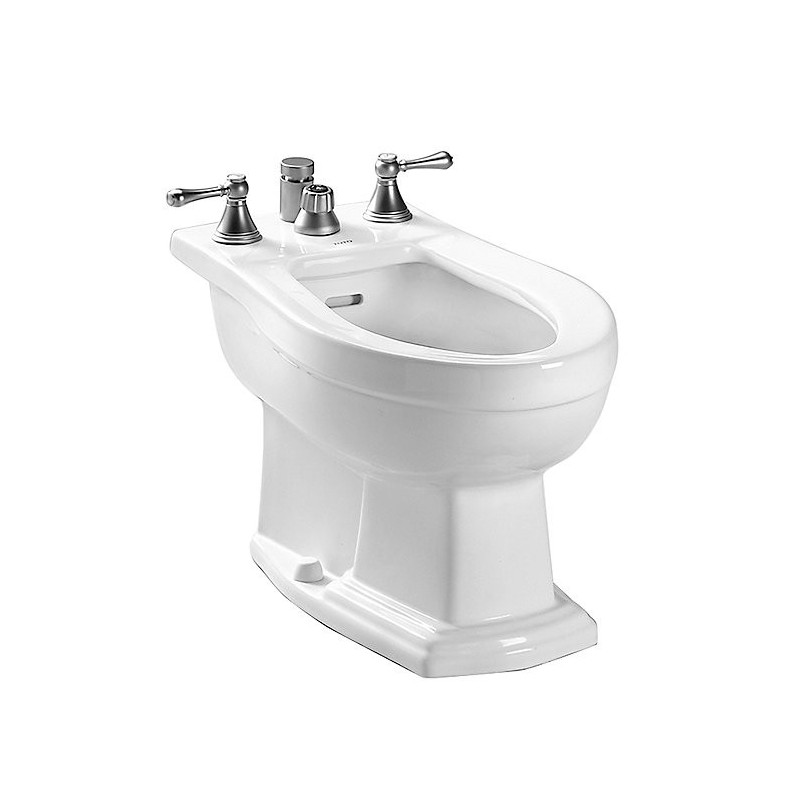 Buy Toto Bt500b Piedmont Vertical Spray Bidet At Discount