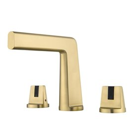 """Empyrean ARE08 Ares 8"""" Widespread Lavatory Faucet"""