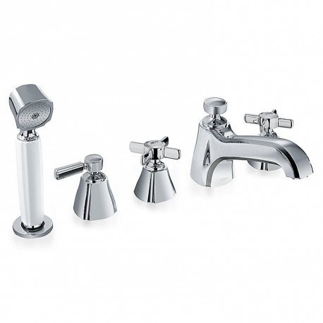 Buy Toto Tb970dd1 Guinevere 3hole Db Faucet At Discount Price At Kolani Kitchen Bath In