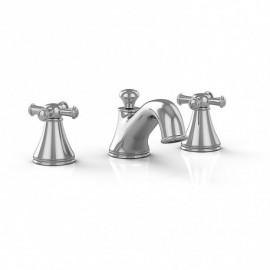 TOTO TL220DD FAUCET VIVIAN WIDESPREAD CROSS