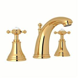 Perrin & Rowe Georgian Era™ Widespread Lavatory Faucet