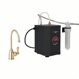 Perrin & Rowe Georgian Era™ Hot Water Dispenser, Tank And Filter Kit