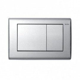 TOTO YT820 CONVEX PUSH PLATE FOR IN WALL
