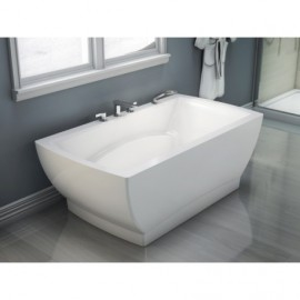 Neptune Freestanding BELIEVE Bathtub