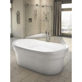 Neptune Freestanding REVELATION Bathtub