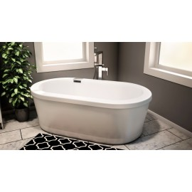Neptune Freestanding RUBY Bathtub