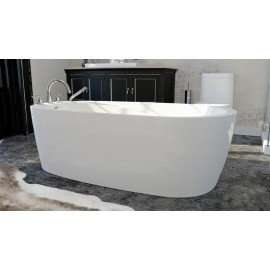 Neptune Freestanding One Piece VAPORA Bathtub