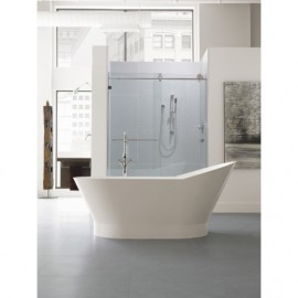 Neptune Freestanding WISH O2 Bathtub with Air System