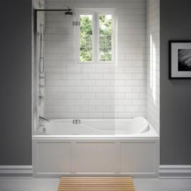 Neptune DAPHNE Bathtub with Tiling Flange