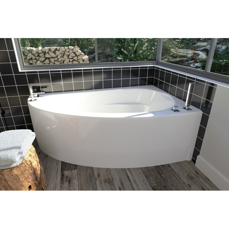 Buy Neptune Wind Bathtub With Tiling Flange And Skirt At