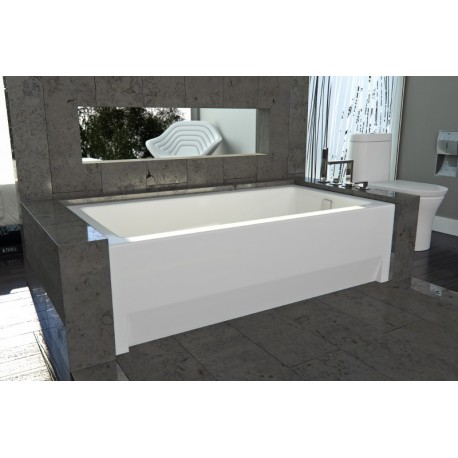 buy neptune zora bathtub with tiling flange and skirt at discount