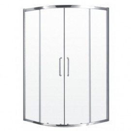 Neptune ZURICH shower door central sliding opening