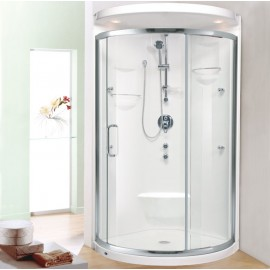 Neptune BERLIN shower door lateral sliding opening
