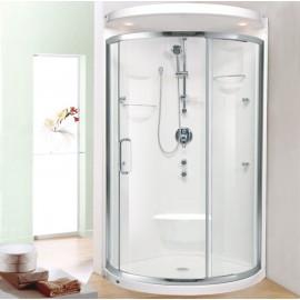 Neptune BERLIN shower door lateral sliding opening