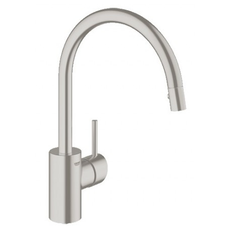 Buy Grohe 32665dc1 Concetto Dual Spray Kitchen Pull Out