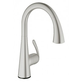 GROHE 30205DC0 LadyLux Cafe Touch Kitchen Faucet