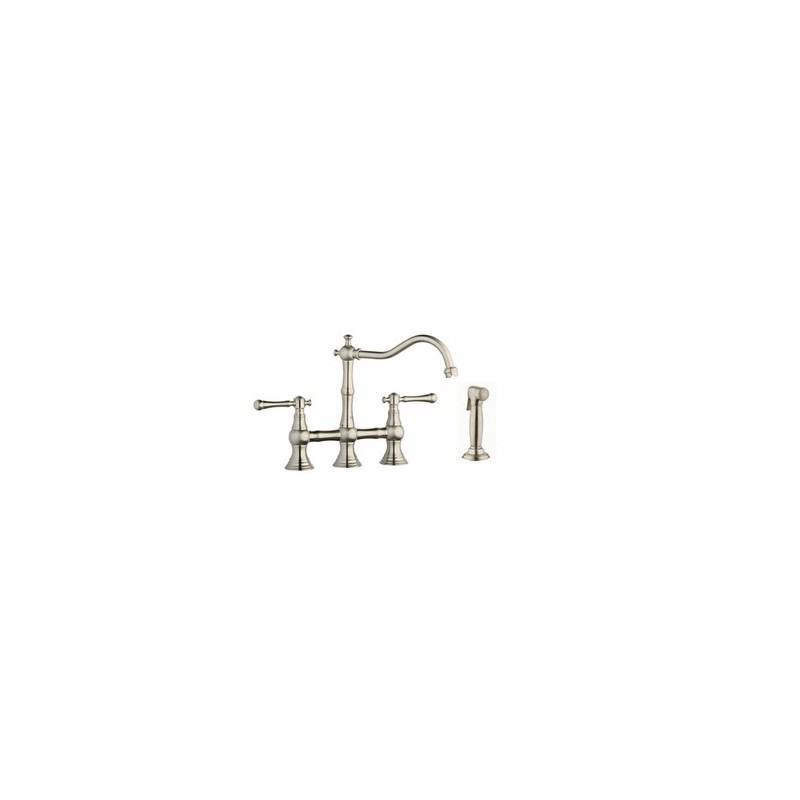 Buy Grohe 20158 Bridgeford Bridge Kitchen Faucet Wspray At