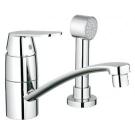 GROHE 31136 Eurosmart Cosmopolitan sink 2-h wside spray