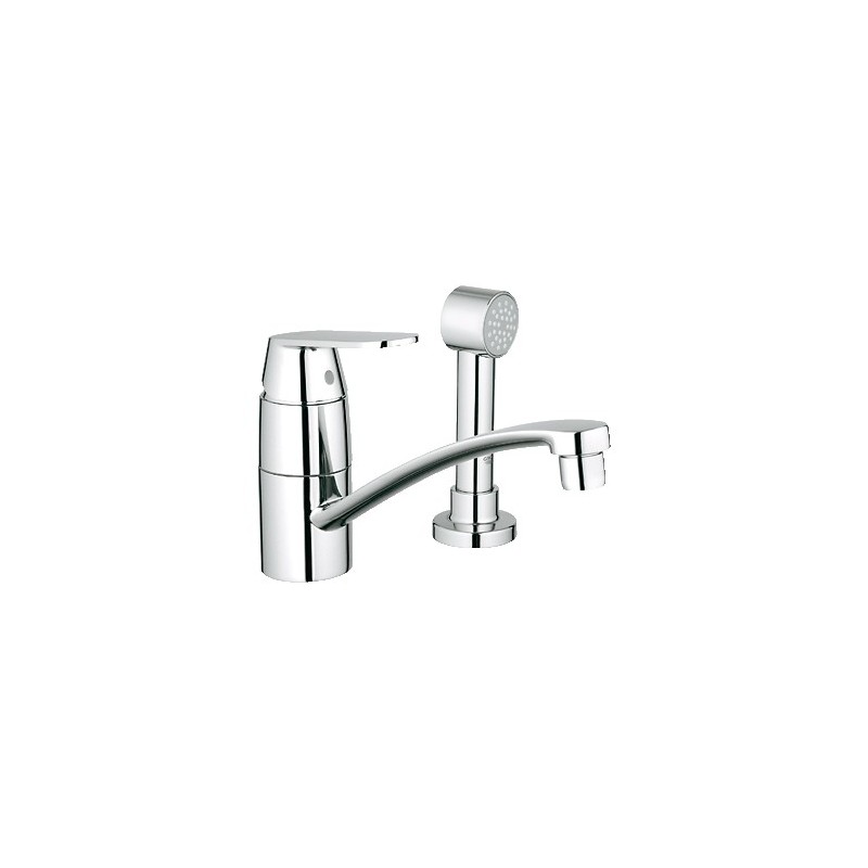 buy grohe 31136 eurosmart cosmopolitan sink 2 h wside. Black Bedroom Furniture Sets. Home Design Ideas