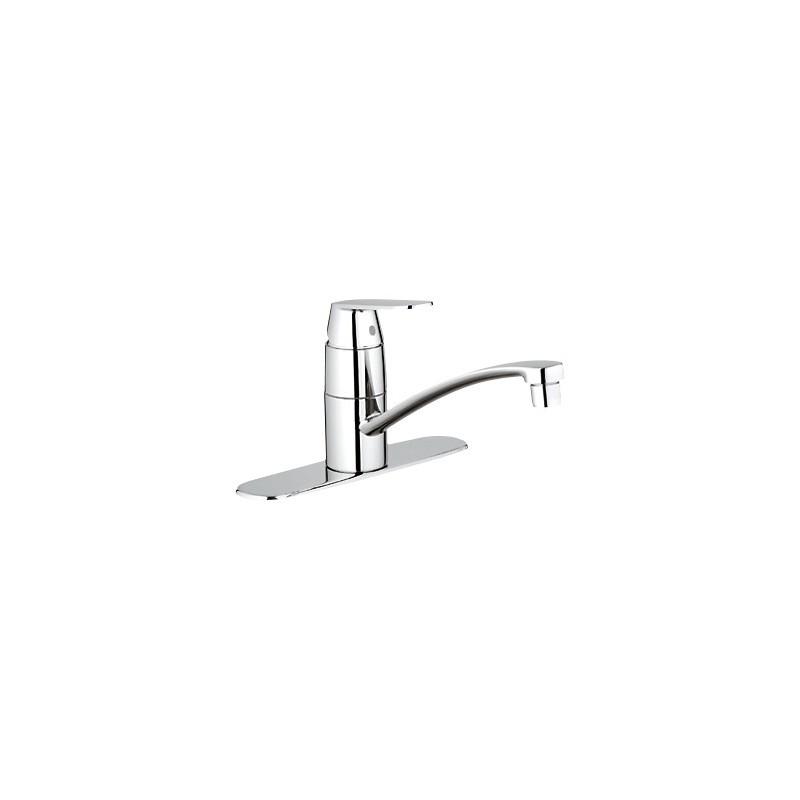 buy grohe 31322 eurosmart cosmopolitan kitchen faucet at. Black Bedroom Furniture Sets. Home Design Ideas