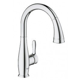 GROHE 30213 Parkfield Kitchen Faucet pull-down