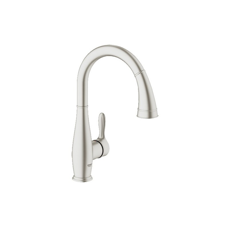 Buy Grohe 30213 Parkfield Kitchen Faucet Pull Down At
