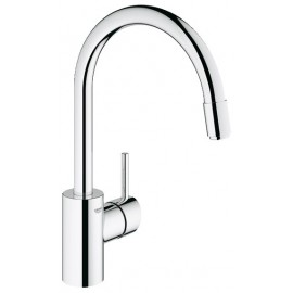 GROHE 31349 Concetto Dual Spray Kitchen Pull-out Faucet