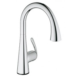 GROHE 30205 LadyLux Cafe Touch Kitchen Faucet
