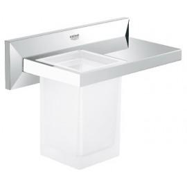 GROHE 40503 Allure Brilliant Tumbler including shelf