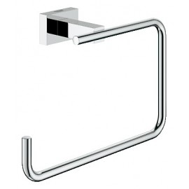 GROHE 40510 Essentials Cube towel ring