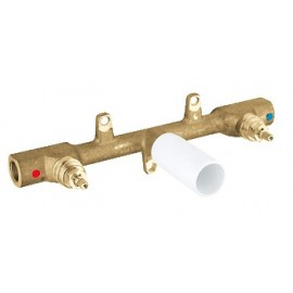 GROHE 33885 Rough Valve for Wall MT Vessel