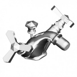 Rubinet 6AHXC HEXIS-SINGLE HOLE BIDET SET
