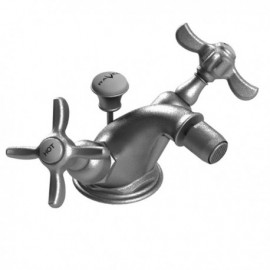 Rubinet 6ARVC RAVEN-SINGLE HOLE BIDET SET