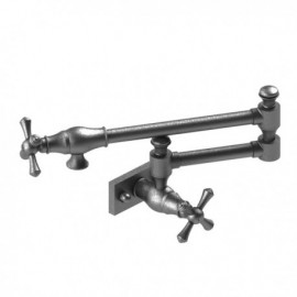 Rubinet 8EFMC FLEMISH-WALL MOUNT POT FILLER