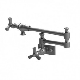 Rubinet 8EHXC HEXIS-WALL MOUNT POT FILLER