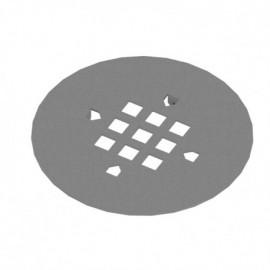Rubinet 9FSD11 ESSENTIALS - SHOWER DRAIN ACRYLIC BASE