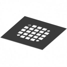 Rubinet 9FSD21 ESSENTIALS - SHOWER DRAIN FOR TILE BASE