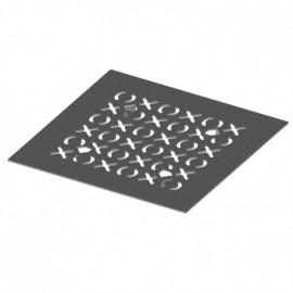 Rubinet 9FSD23 ESSENTIALS - SHOWER DRAIN CCRT BASE XOXO