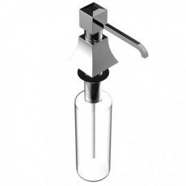 Rubinet 9YSD4 R10-SOAP DISPENSER DECK MOUNT
