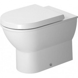 Duravit 2139090092 Bowl only for Toilet floor st. 57 cm Darling New white b2w washd. hori.outl. US