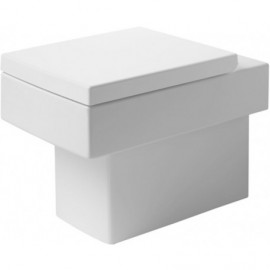 Duravit 21170900921 Bowl only for Toilet floor standing 57 cm Vero white hori.outlet washd. US WGL
